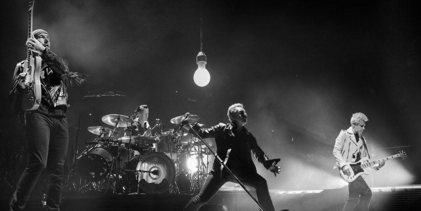 De beste live tracks van U2